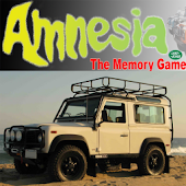 Memory Game - Land Rover
