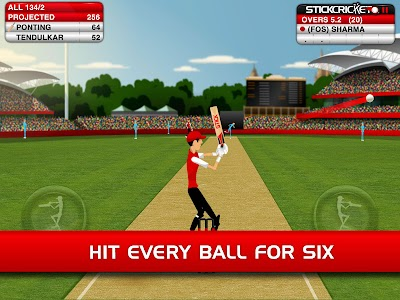 Stick Cricket v