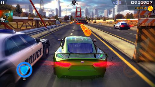Redline Rush: Police Chase Racing 1.3.8 Screenshots 3