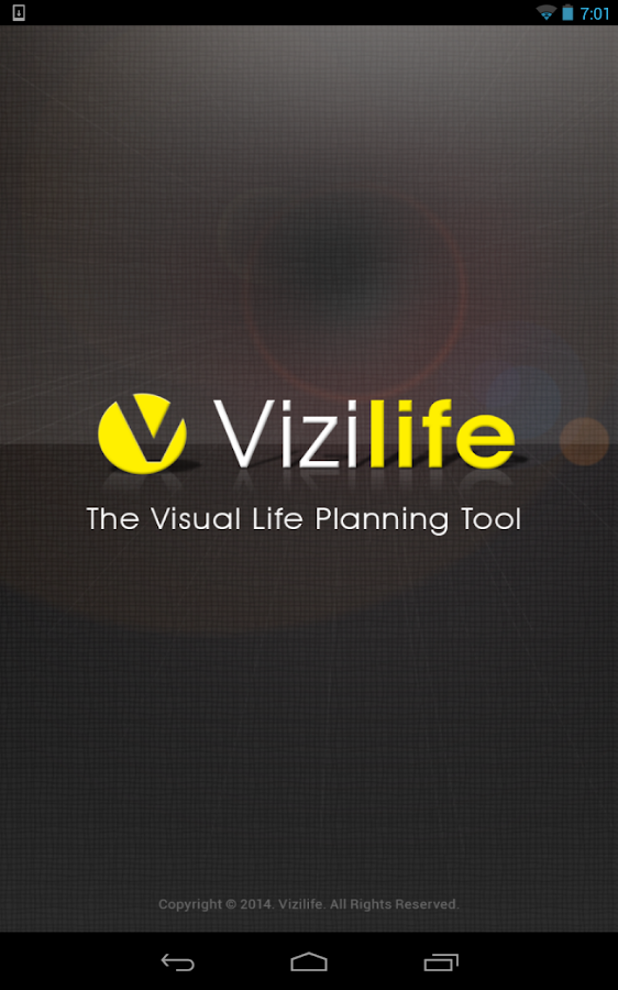 Vizilife - screenshot