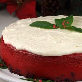 No Bake Red Velvet Cheesecake Recipes.