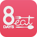8 DAYS Eat icon