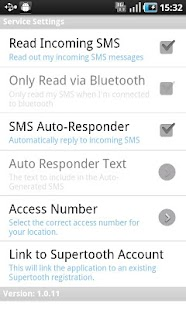 SuperTooth HandsFree Assistant - screenshot thumbnail