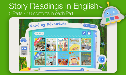 English Reading Adventure 4