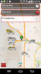 E2Taxi Booking App- screenshot thumbnail