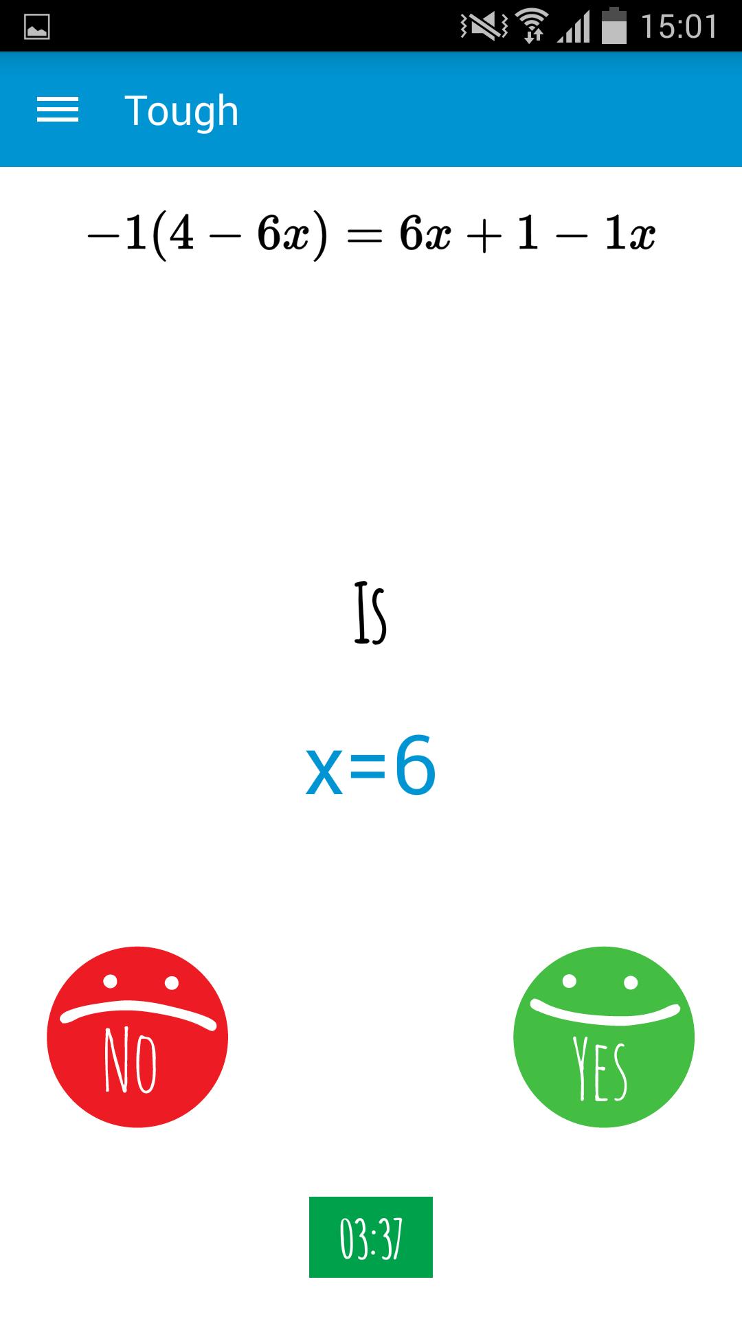 Maths Match screenshot #3