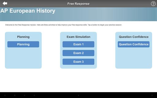【免費教育App】AP Exam Prep Euro History LITE-APP點子