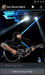 Zac Brown Band Music Videos - screenshot thumbnail