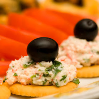 Chilled Crab Appetizer