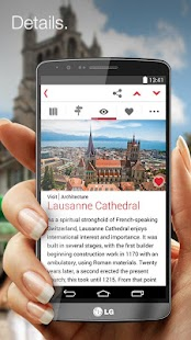 City Guide Lausanne- screenshot thumbnail