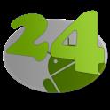 FlyMonkey Twenty Four logo