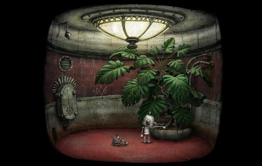 Machinarium  screenshots 11