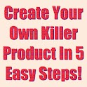 Own Killer Product In 5 Steps logo