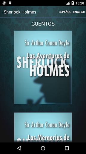 Colección de Sherlock Holmes