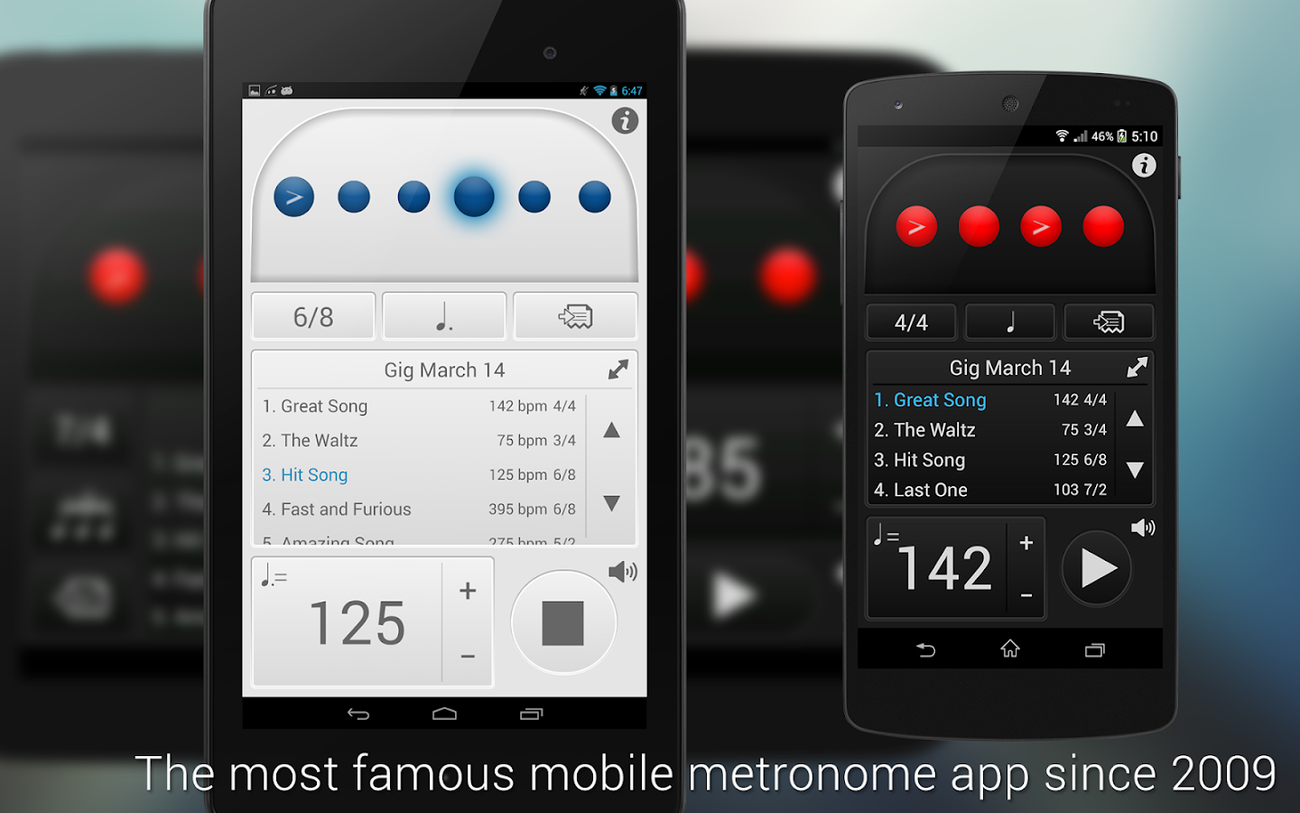 Metronome: Tempo - screenshot