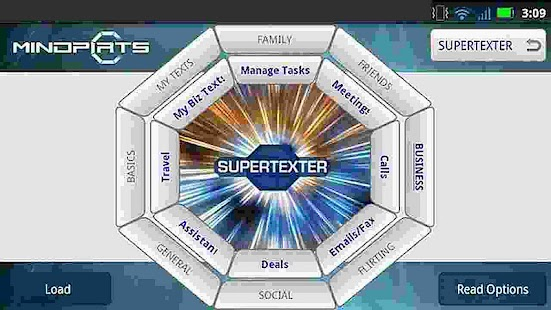 MINDPORTS SUPERTEXTER™ - screenshot thumbnail