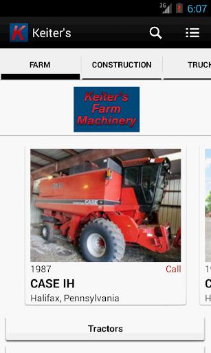 Keiter's Farm Machinery