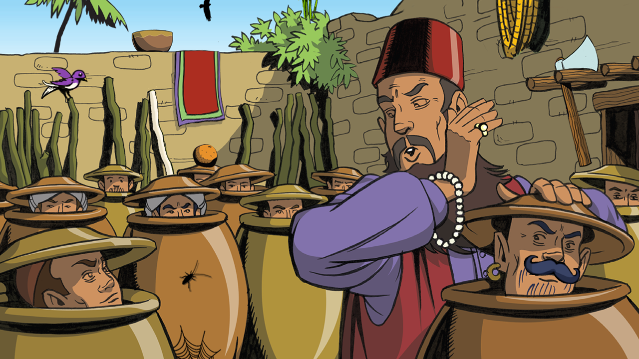 hidden object game ali baba android apps on google play