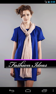Scarf Fashion Designer - screenshot thumbnail