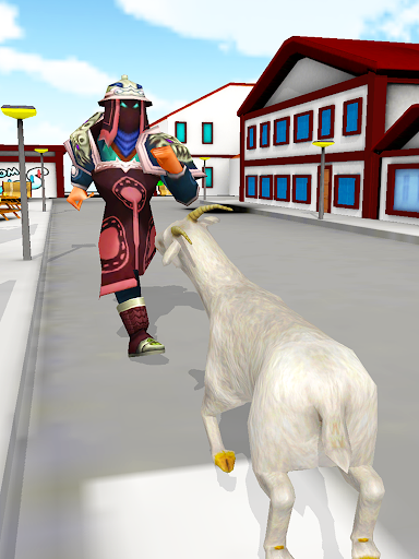 3D Crazy Goat Rampage