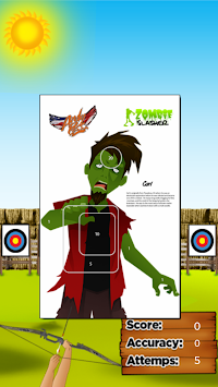 Zombie Targets by Andy Ross apk screenshot