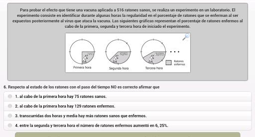 Simulador Examen ICFES  screenshots 12