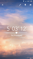 Screenshot of Dreamdays Countdown Free