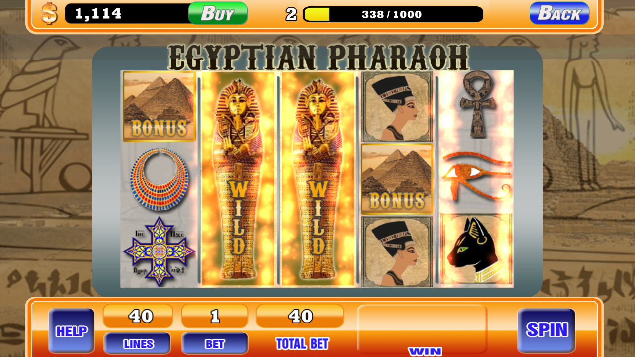 Triple Frenzy - FREE Slots - screenshot