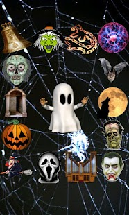 Halloween sounds FREE - screenshot thumbnail