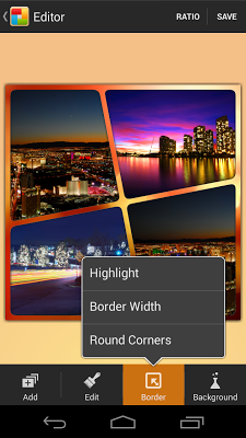 KD Collage Pro - screenshot