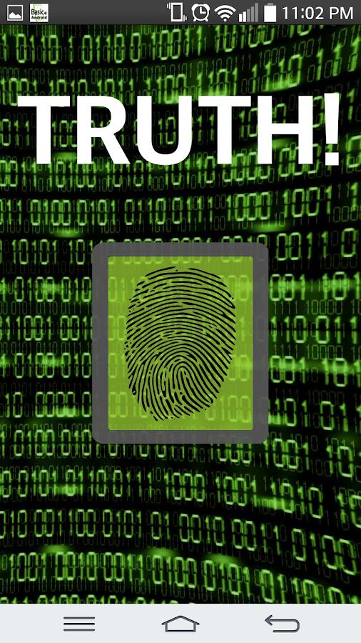 Lie Detector (Prank)- ảnh chụp màn hình
