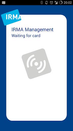 Thalia IRMA management app