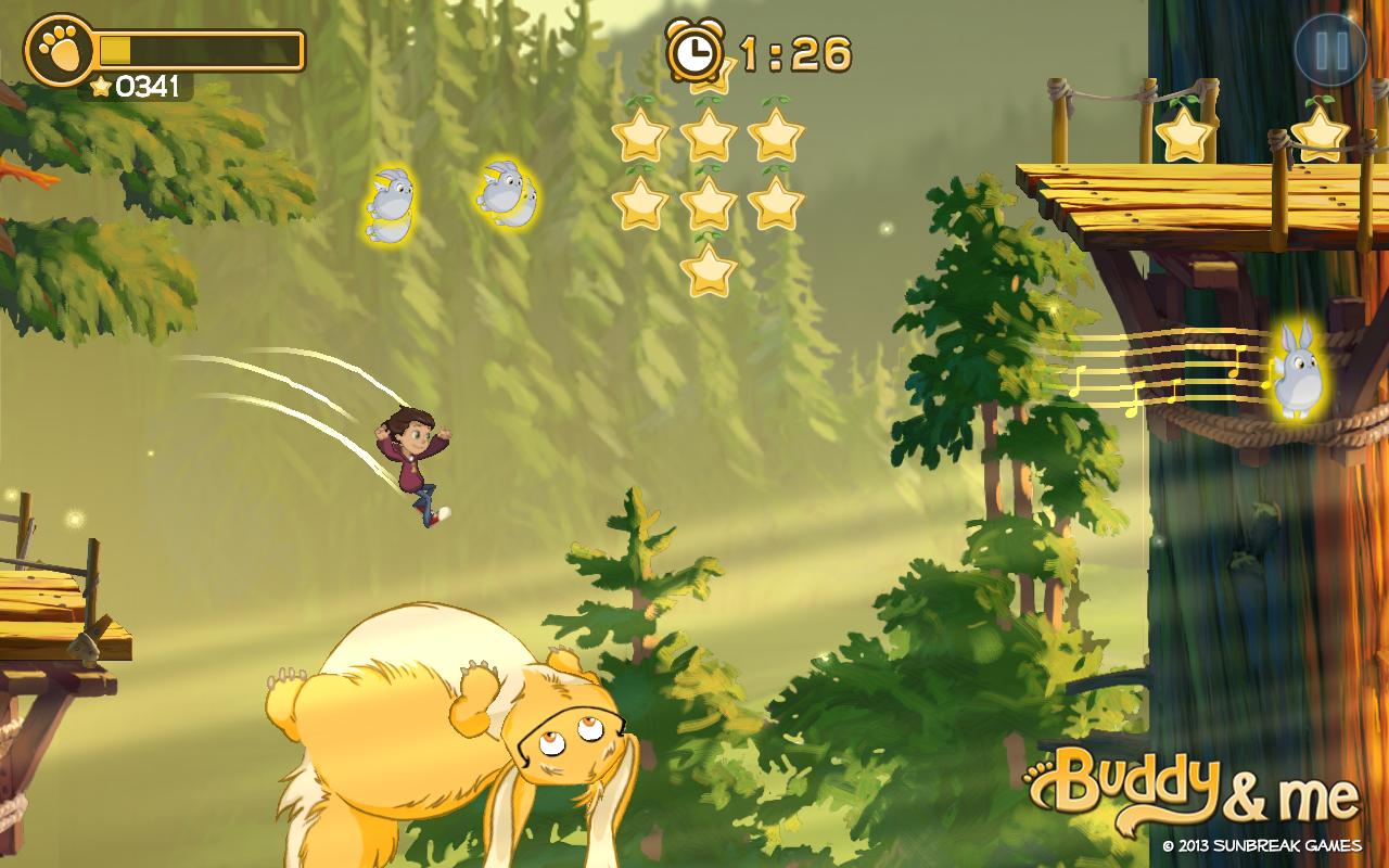Buddy & Me- screenshot