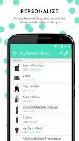 Screenshot of thredUP - Buy + Sell Clothing