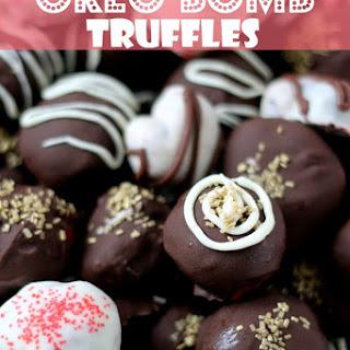 Oreo Bomb Truffles.