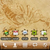 Scorpion GO Launcher Theme