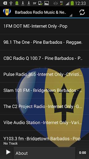 Barbados Radio Music News