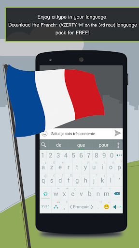 ai.type French Predictionary
