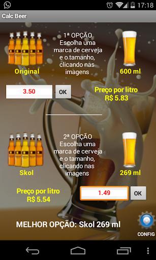 Calc Beer Cerveja