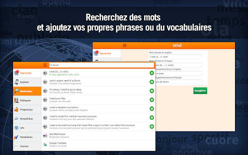 Apprendre l'Anglais- screenshot thumbnail