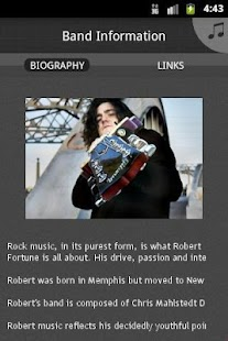 Robert Fortune Band - screenshot thumbnail