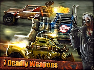 Road Warrior: Best Racing Game Screenshot 3