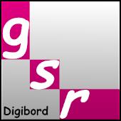 Digibord voor de GSR