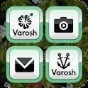 Varosh-Tropical Icon&WP icon