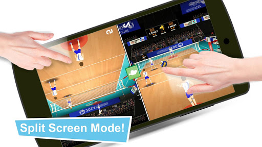 Volleyball Champions 3D  screenshots 7