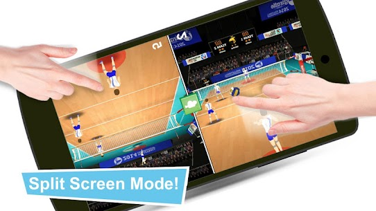Volleyball Champions 3D MOD 7.1 (Unlimited Money) Apk 7