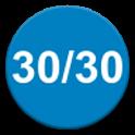 Climbing 30/30 icon