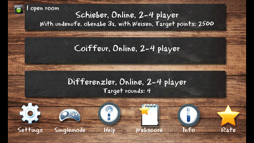 SwissJass Pro, Schieber, Coiffeur, Differenzler ApkUpdate 1