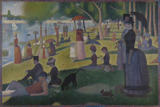 A Sunday on La Grande Jatte