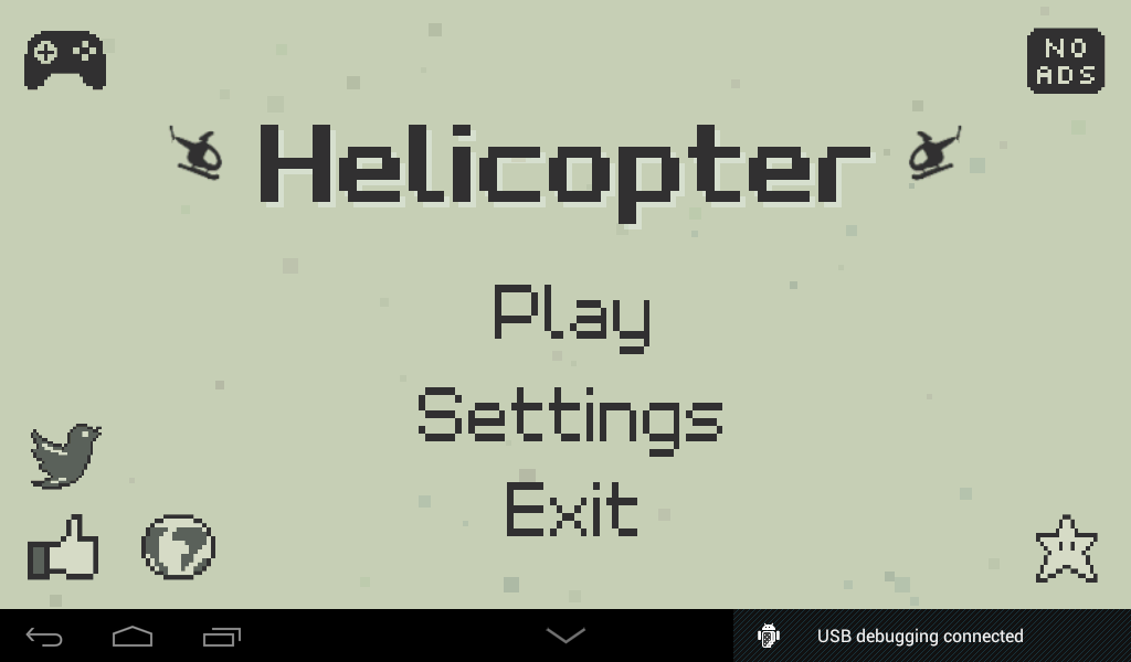 Helicopter- screenshot